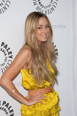 2009 -2010 Lauren Conrad Latest  Hairstyle