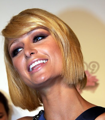 Paris Hilton Latest Hairstyle