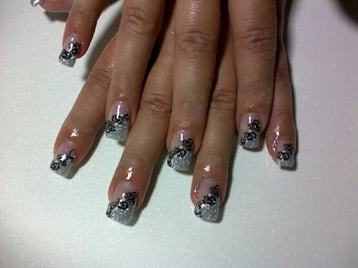 Short Nail Art Designs Short Nail Designs