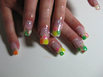 Your Own Technique For Nail Art Design