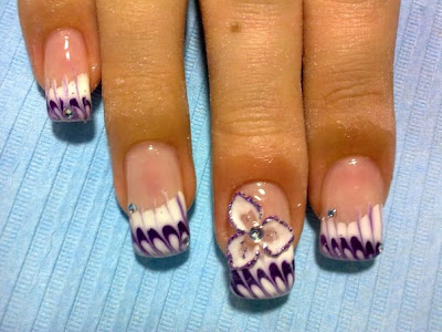 Beautiful Pictures Perfect Nails Art Design