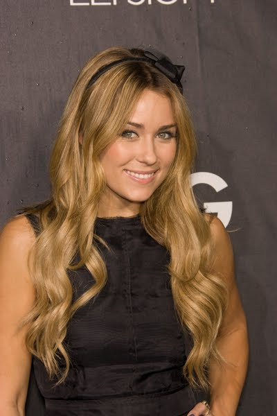 lauren conrad blonde highlights. Lauren Conrad Lovely Wavy Hair