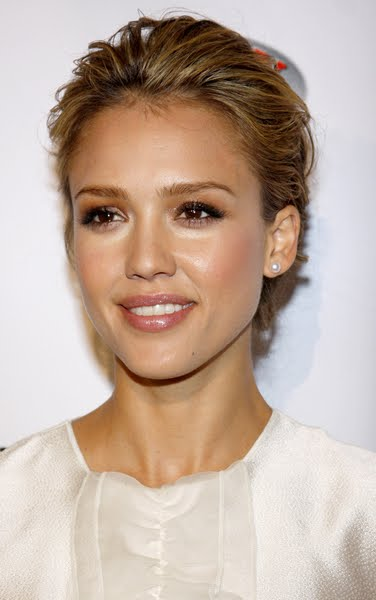 jessica alba hair highlights. Jessica Alba Hair