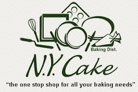 NYC Cake Decorators Meetup Sponsors