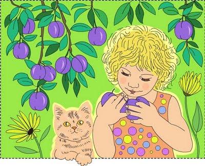 Image Result For Summer Fruit Coloring