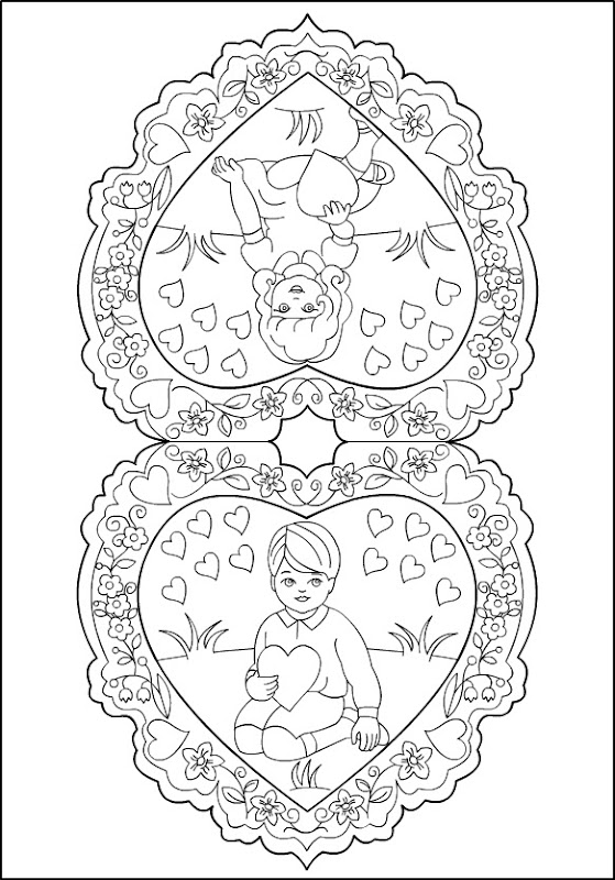unusual coloring pages - photo #10