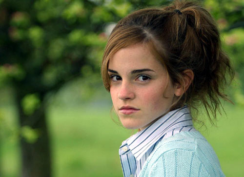 emma watson hair. wallpaper Emma Watson Hair