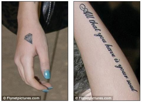 cher lloyd tattoo on finger. The 3rd new tattoo Cher got