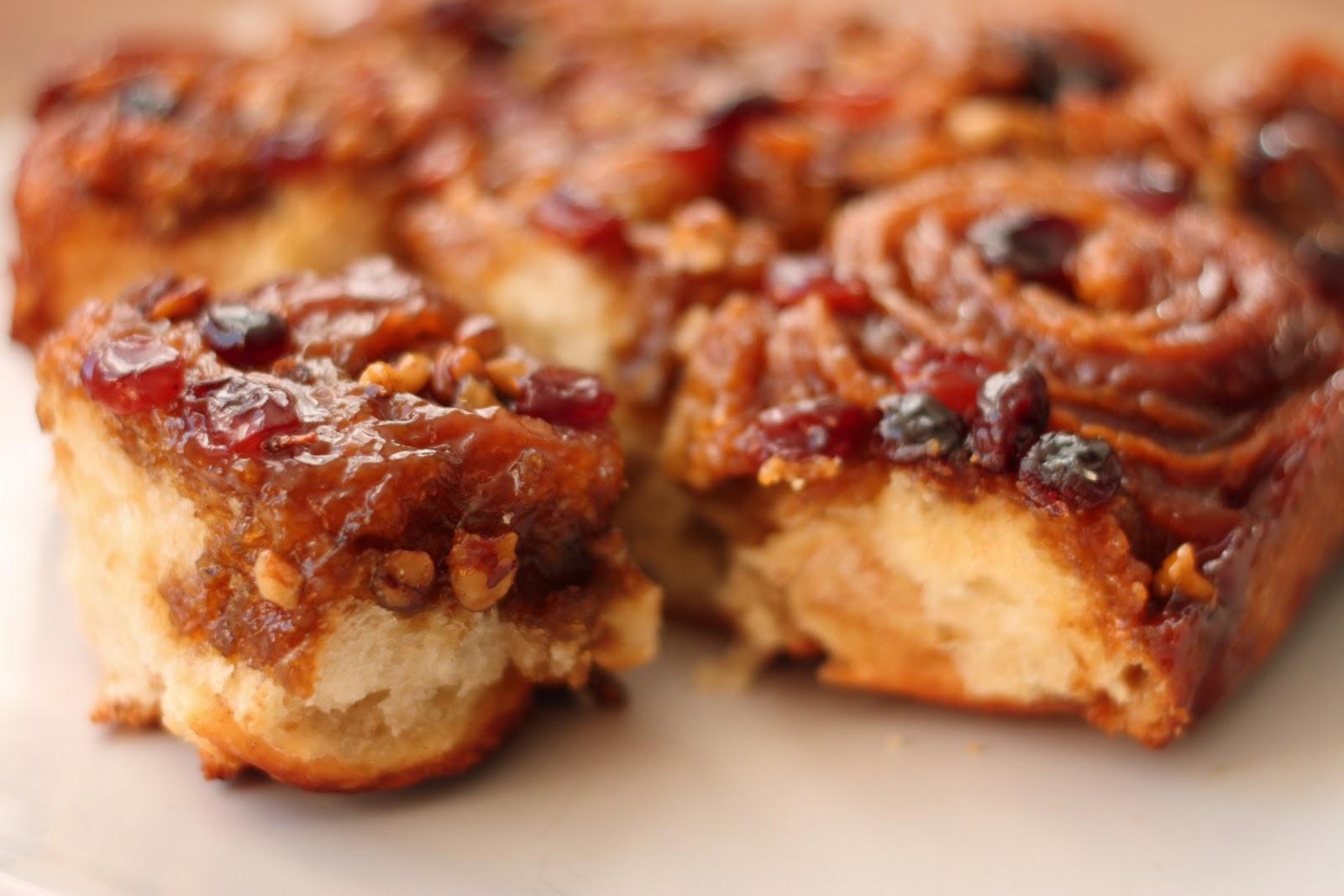 Priscilla's Bakery: Sticky Buns Cinnamon Rolls