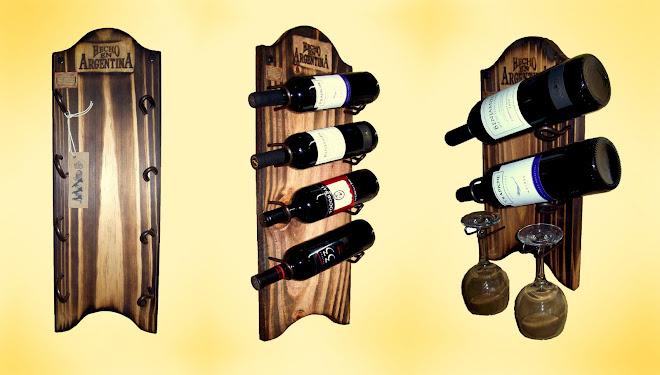Bodegas 4 Vinos y 2 vinos + 2 Copas