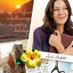 Leslie Blodgett Perfume Diaries at Sephora