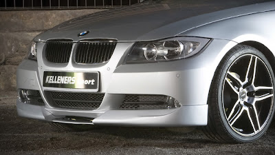 Kelleners Front Spoiler E90 BMW Styling Tuning