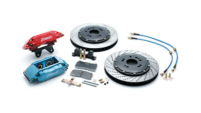 BMW 1 Series Rotora Front Big Brake Kit