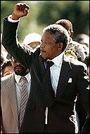 Einde van de Apartheid