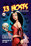 13 Hosts Comic On Sale $2.99