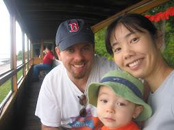 Rob, Taka & Tomomi