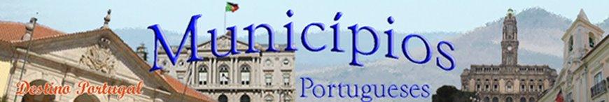 Municípios Portugueses
