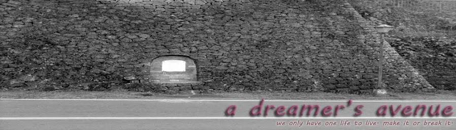 A Dreamer's Avenue