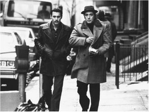 Johnny Depp & Al Pacino