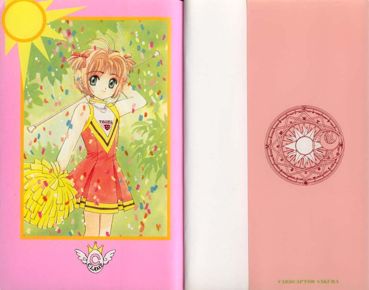 Card Captor Sakura – Thủ Lĩnh Thẻ Bài chap 1 Trang 1