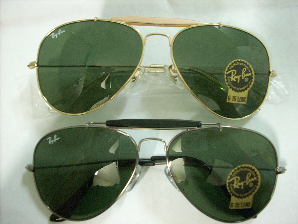 Optical Frame And Sunglassess Rayban Aviator