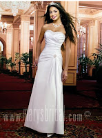 Vestidos de 15 largos blancos
