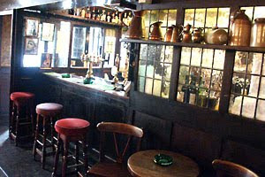 With both hands ash wednesday my thoughts turn to the for The pheasant pub london