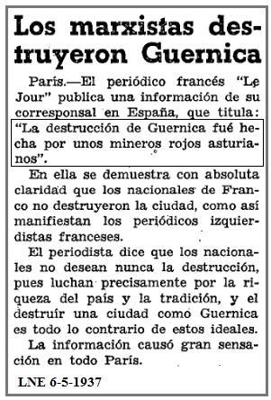 Historia del concejo de aller guernica fue destruida por - El tiempo en guernika ...