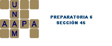 AAPAUNAM PREPARATORIA 6