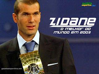 2010 change zidane zinedine