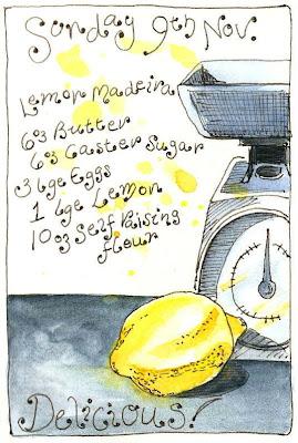 Does Madeira Cake Need Lemon Juice