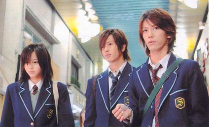 Casts of Nobuta wo Produce