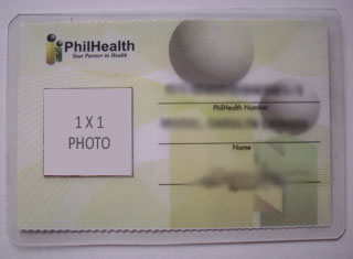 Philhealth ID Card
