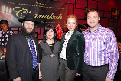 Chabad Lubavitch Of Manhattan Beach And W Brighton Beach Held A Chanukah Gala Celebrating Jewish Pride Opm Many Young Russian American Jewish