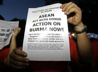 ASEAN Action For Burma