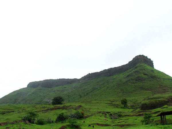 Ramshej Fort near Nasik
