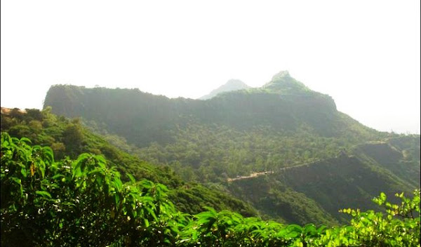 Birth Place of Sambhaji maharaj - Purandar Fort