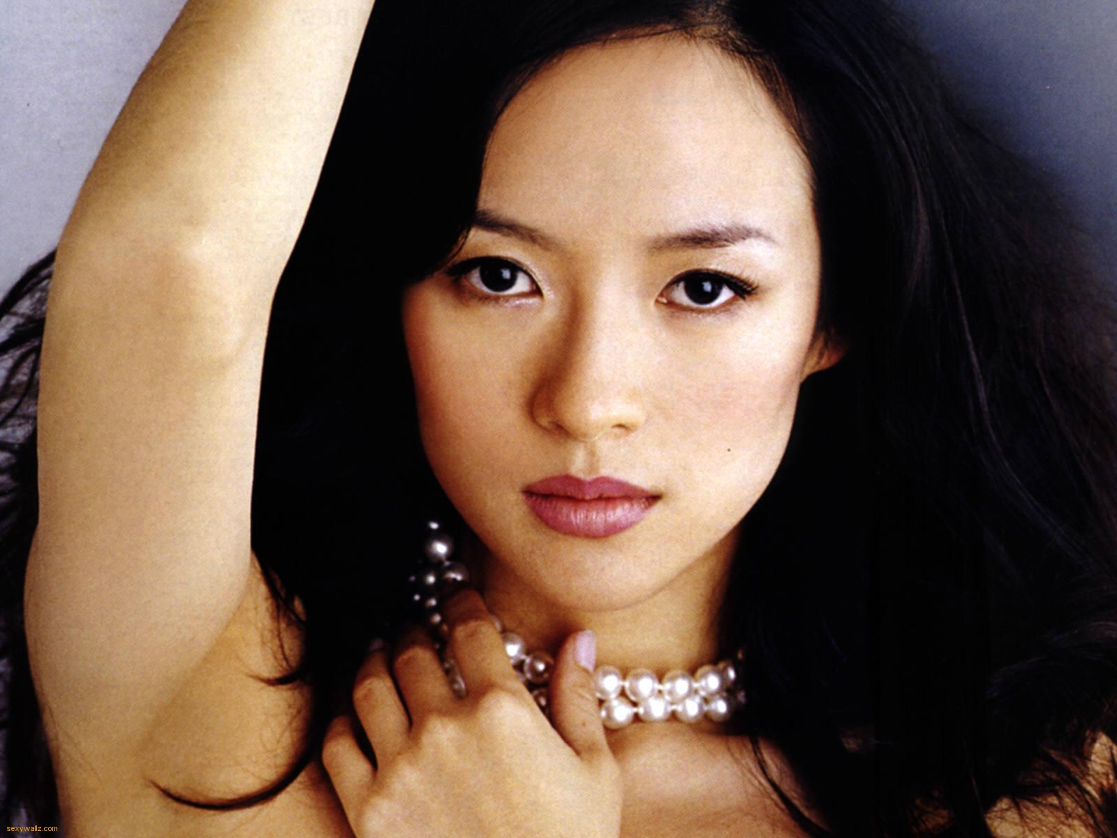 Zhang Ziyi Cast As Mulan