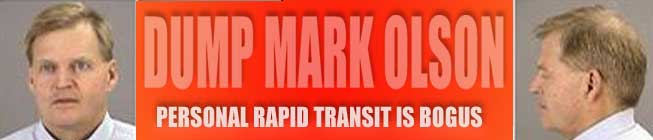 PRT is Bogus-Dump Mark Olson