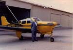A Pilot & His Plane