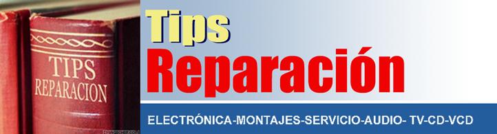 Tips Reparacion