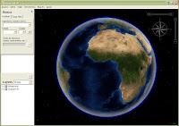 Geoportal.com.br 3D - z wierzchu jak GE, a pod spodem WW
