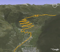 Google Earth - Tour de France 2007