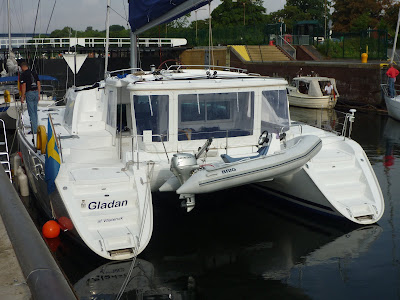 This Lagoon 440 Sailing Catamaran for sale is ready to go sailing!