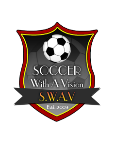 Soccer With A Vision Logo