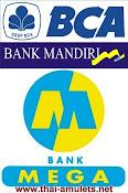Bank Transfer Info