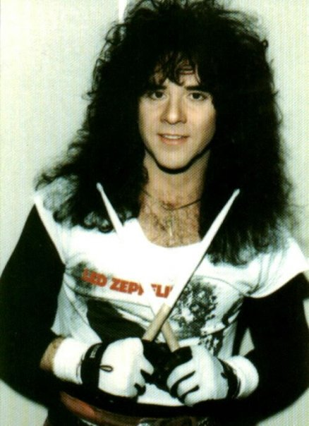 eric carr height