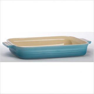 Caribbean Blue Cookware, Quality Cookware, Quality Casserole Dish