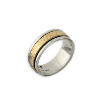 David Tishbi designer wedding bands