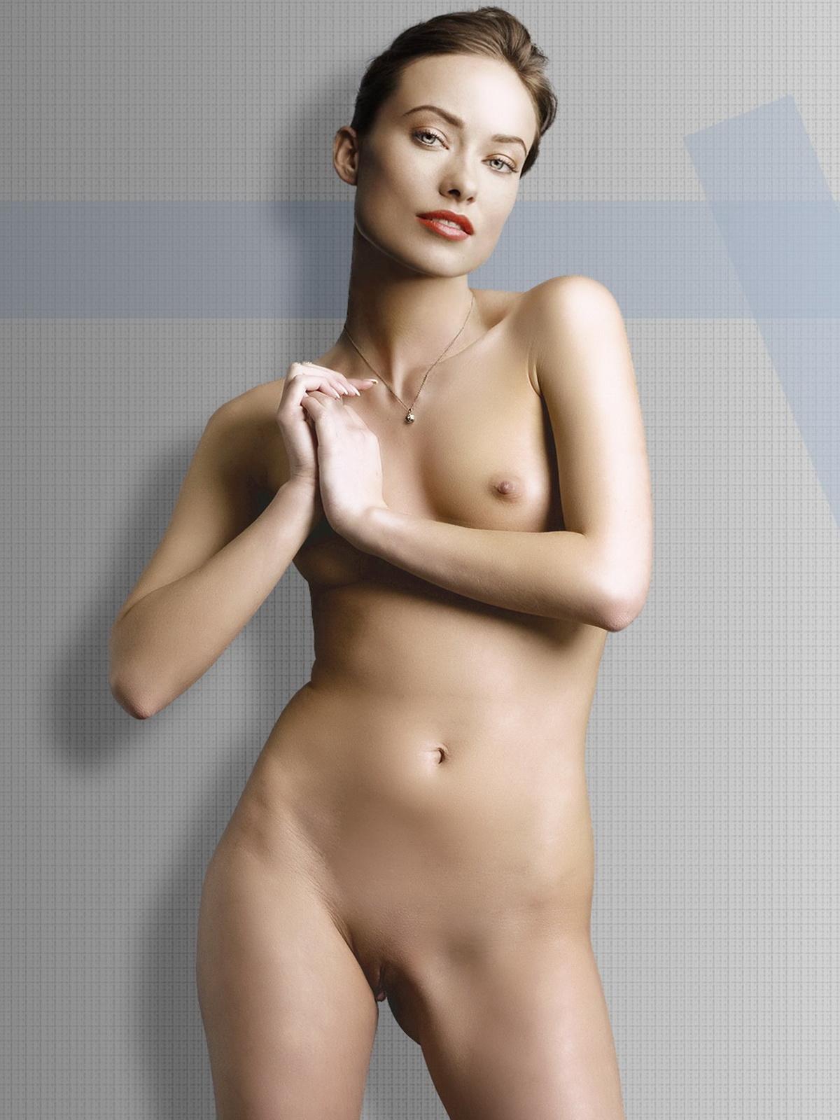 Olivia Wild full nude